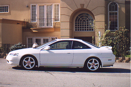 john 39 s 1999 honda accord ex v6 coupe. Black Bedroom Furniture Sets. Home Design Ideas